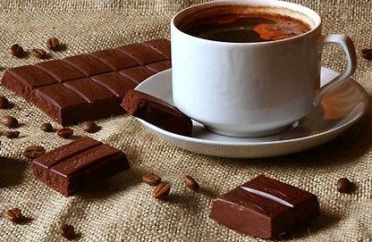 Диета на кофе и шоколаде