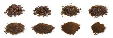 Как молоть кофе для турки