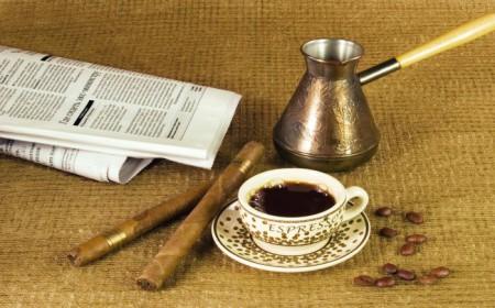 Как правильно варить натуральный кофе