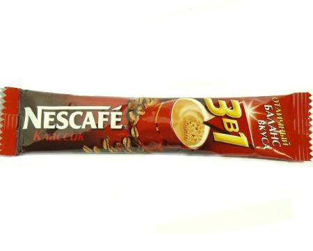 Калорийность кофе 3 в 1