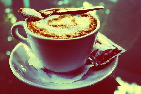 Кофе капучино в домашних условиях