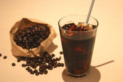 Греческий холодный кофе