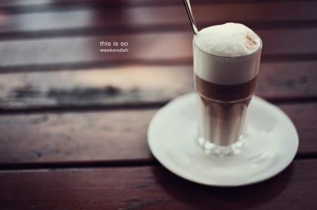 Как правильно пить кофе Латте?
