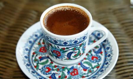 Как приготовить кофе по-турецки?