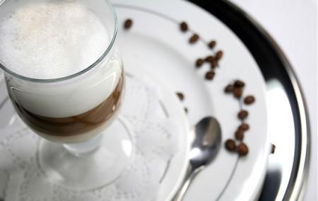 Приготовление кофе Латте