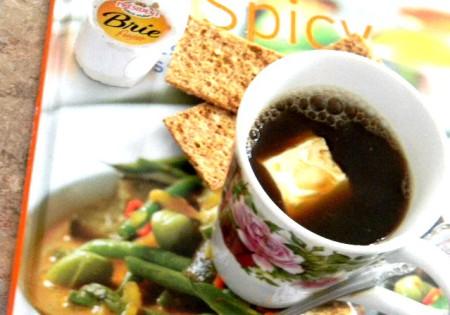 Сырный кофе – рецепт