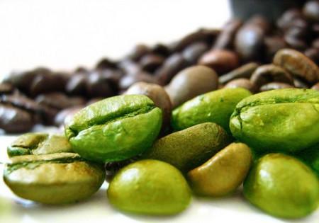 Свойства зеленого кофе