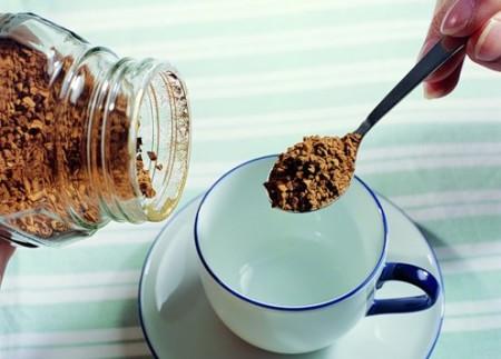 Состав растворимого кофе