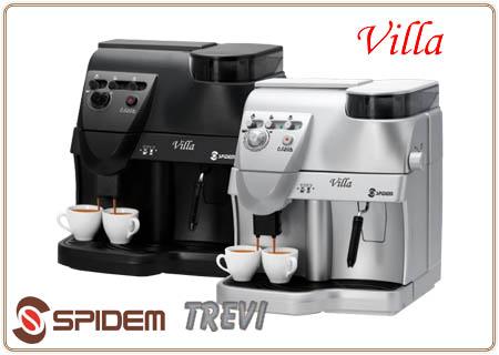 Инструкция к кофемашине Villa Spidem