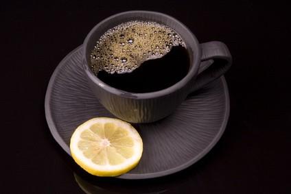 Кофе с лимоном – польза