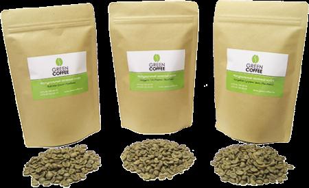 Сорта зеленого кофе