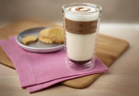 Как приготовить латте в кофемашине
