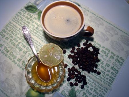 Польза кофе с медом