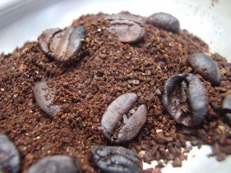 Скраб из кофе от растяжек