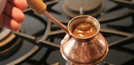 Как варить кофе в джезве