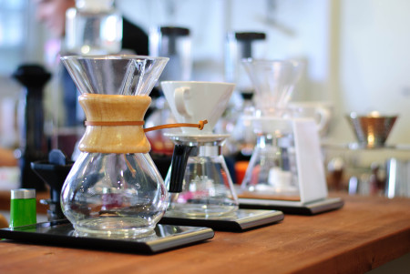 Способы варки и заваривания кофе