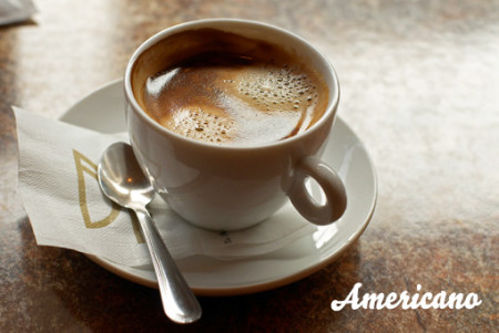 Калорийность кофе американо